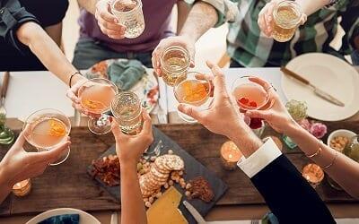 receptie si cocktail