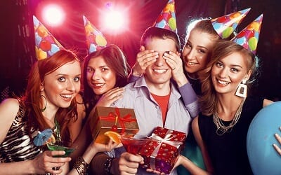 zi de nastere petrecere